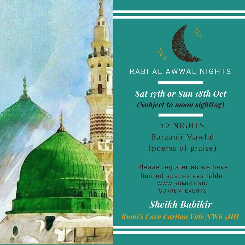 Rabi' al Awwal Special: Sheikh Babikir, 12 nights ( 13 /13 )