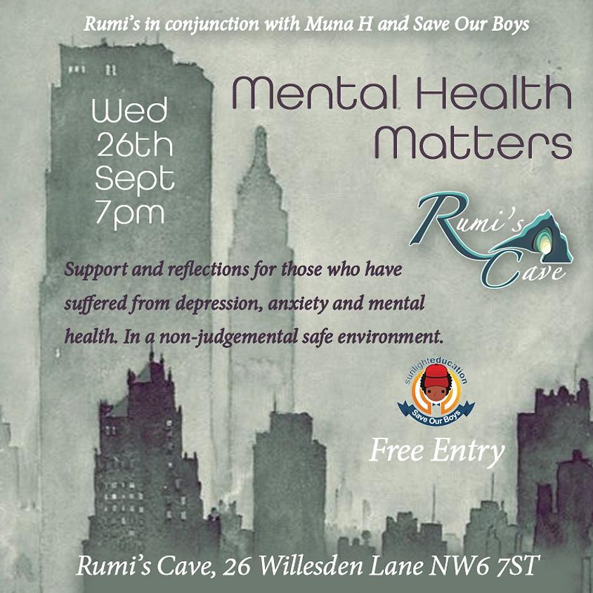 Openings: Mental Health Matters