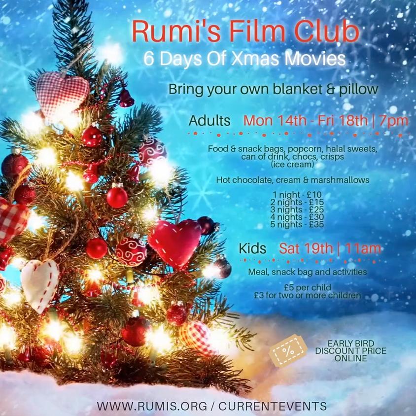 Rumi's Film Club: Christmas Movies