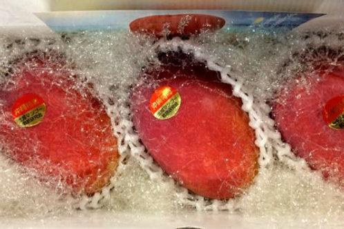 贈答用アップルマンゴー 優品1kg 2~3玉