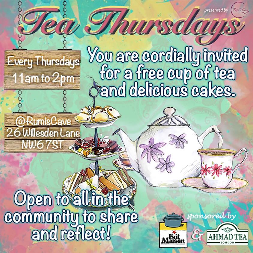 Tea Thursdays