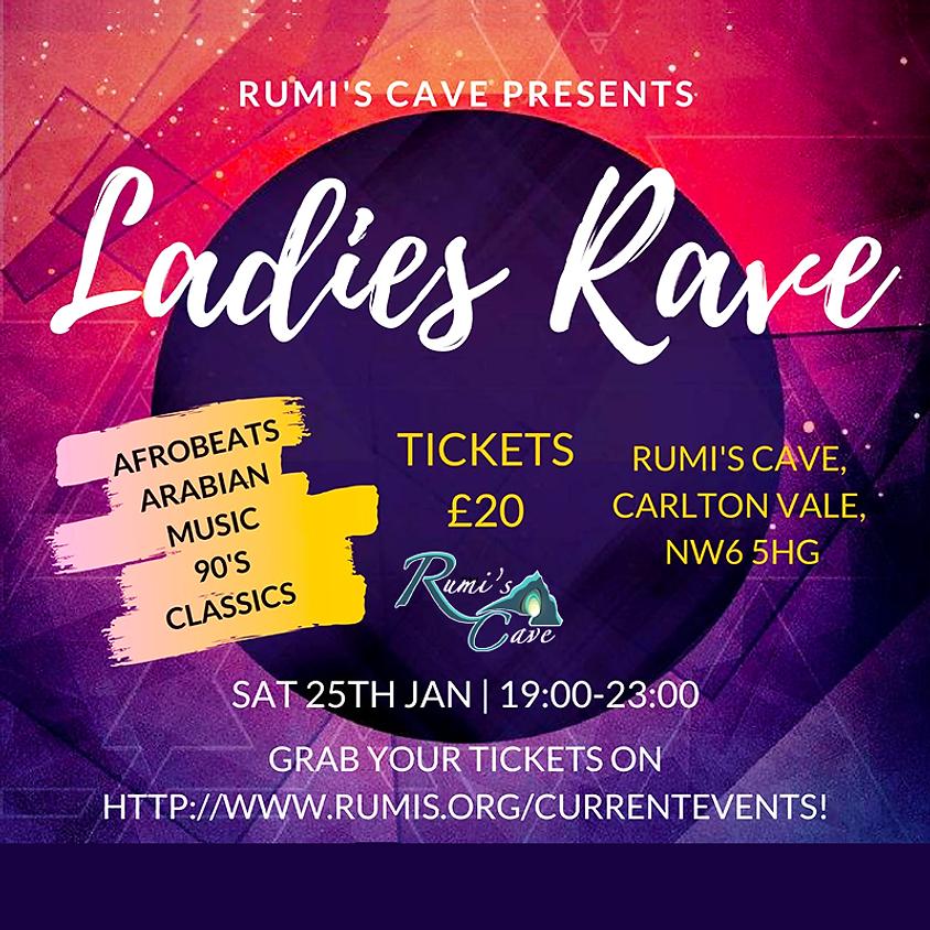 Ladies Cave Rave