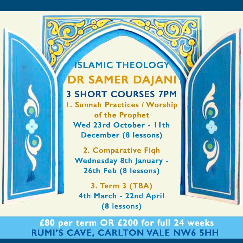 Islamic Theology Led By Dr Samer Dajani