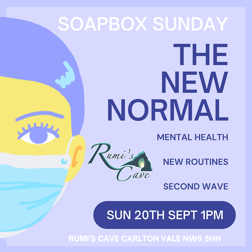 Soapbox Sunday: The New Normal!