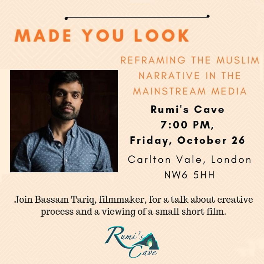 Made you Look: representing Muslims in Britain and America