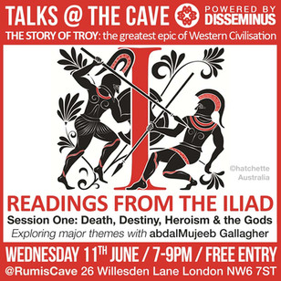 READINGS FROM THE ILIAD / PT. 1