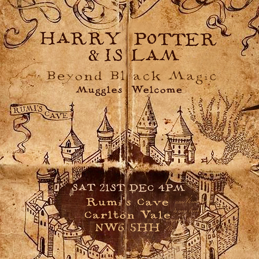Harry potter & Islam, beyond black magic