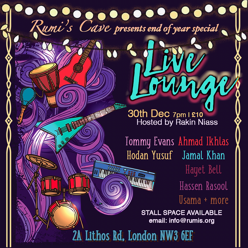 Live Lounge End Of Year Special