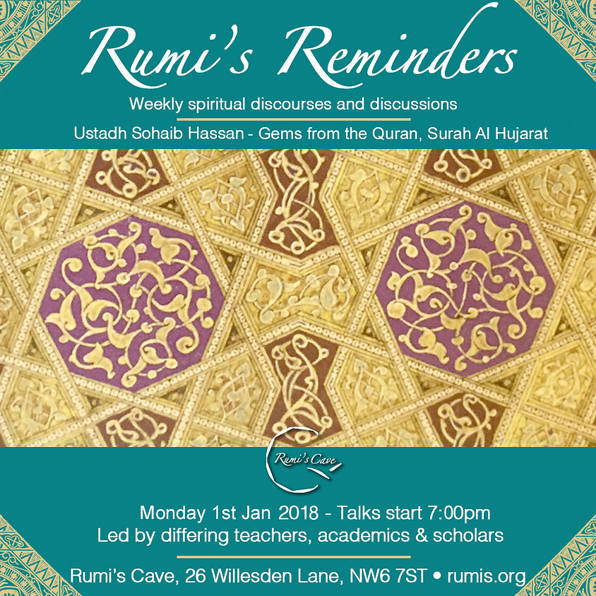 Rumi's Reminders: Sohaib Hassan, Gems from the Quran
