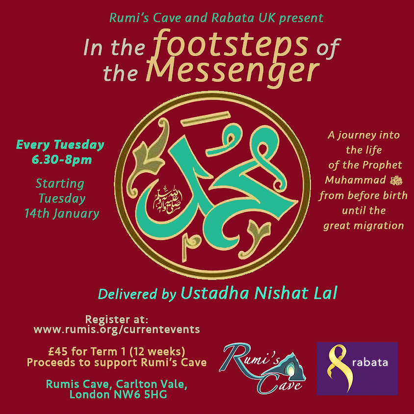 In the footsteps of the Messenger
