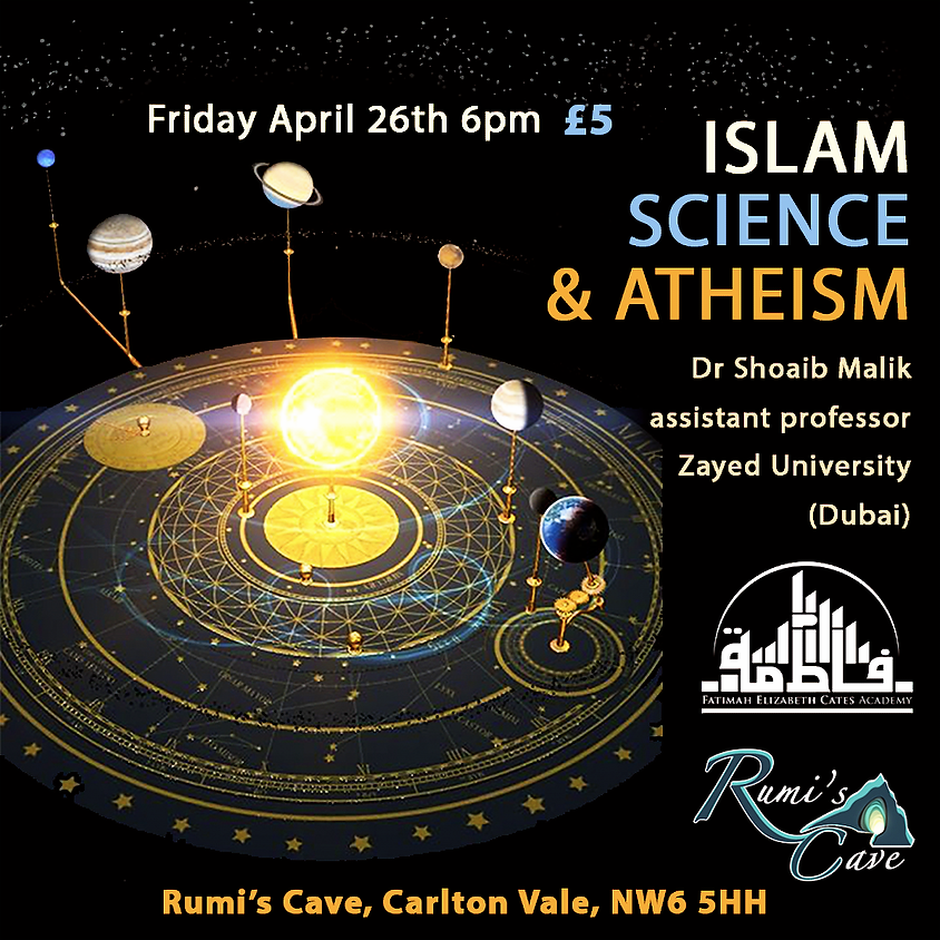 Islam, Science & Atheism