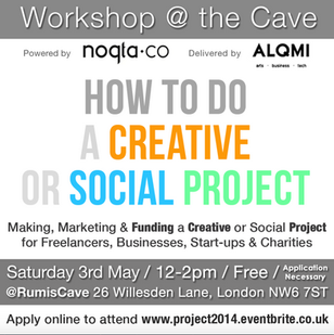 How to do a Creative or Social Project (Workshop)