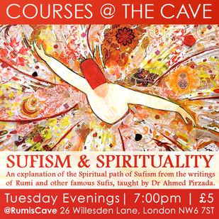 SUFISM & SPIRITUALITY - NEW COURSE