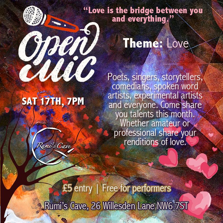 Open Mic Night: Love