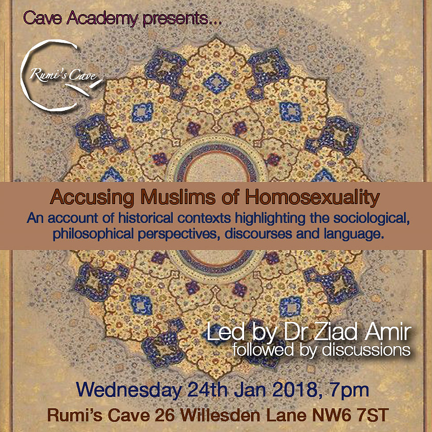 Accusing Muslims Of Homosexuality