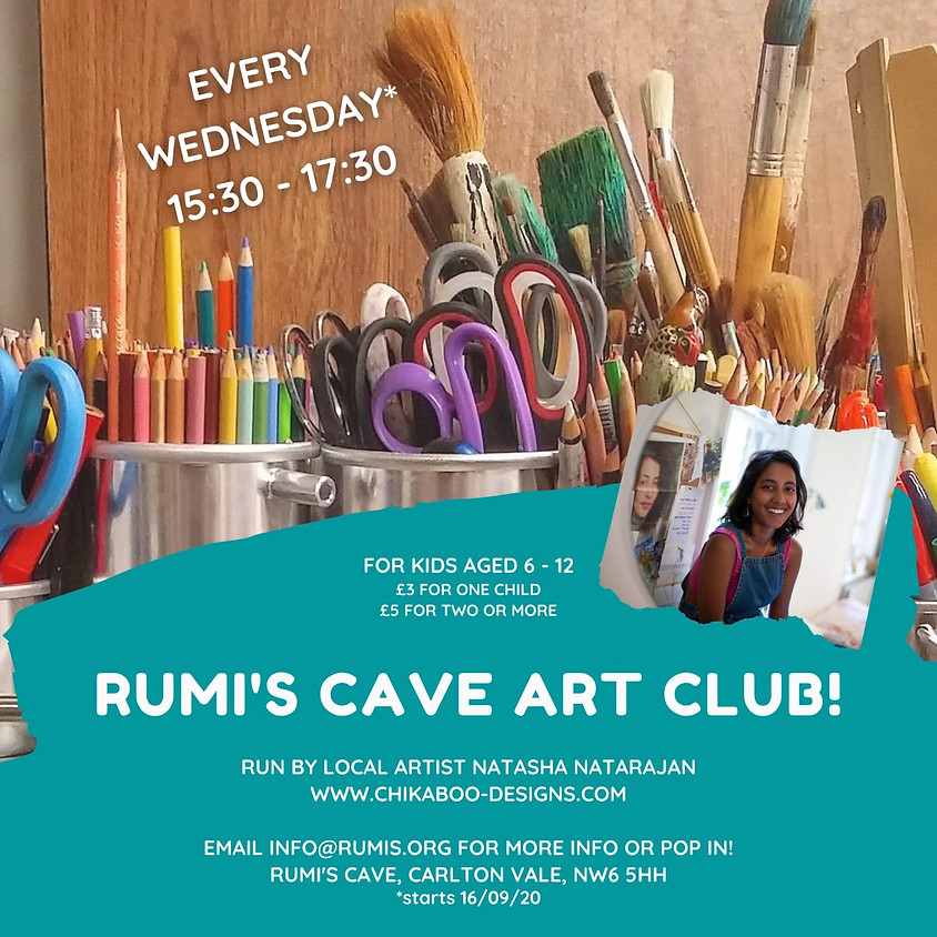 Rumi's Cave Art Club