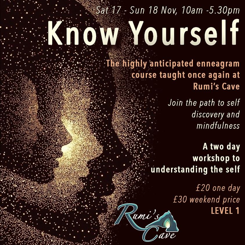 Enneagram: Know yourself, workshop series