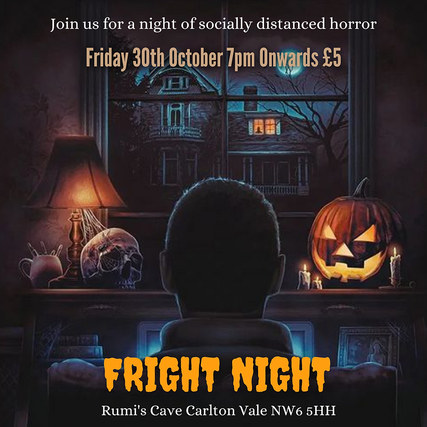 Fright Night @ the Cave