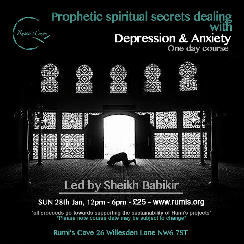 Prophetic spiritual secrets dealing with depression & anxiety