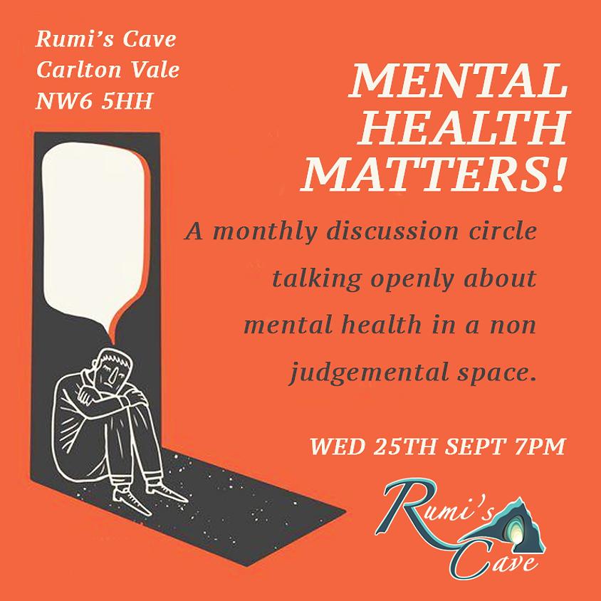 Mental Health Matter: Total Health & Healing Month