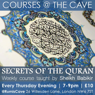 SECRETS OF THE QURAN / TAUGHT BY SHEIKH BABIKIR
