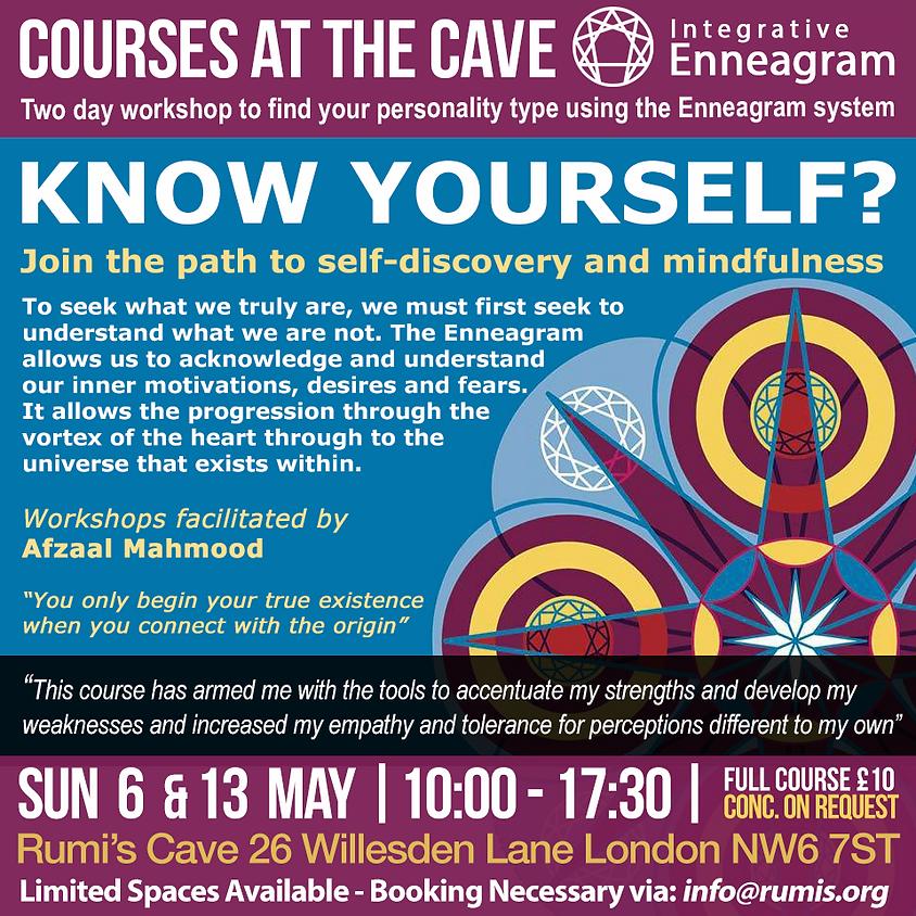 Enneagram: Know Yourself (2 Day Workshop)