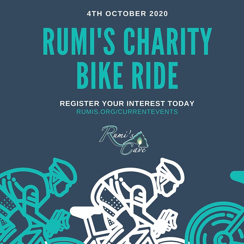 Rumi's Charity Bike Ride