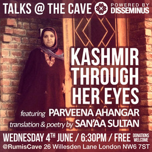 KASHMIR THROUGH HER EYES