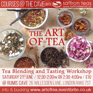 THE ART OF TEA WORKSHOP