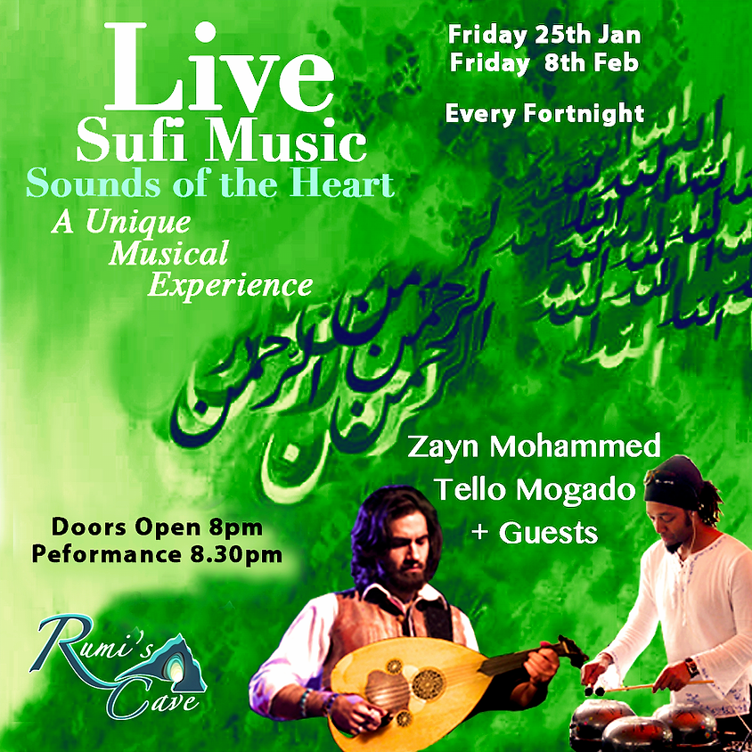 Live Sufi Music: Sounds Of The Heart