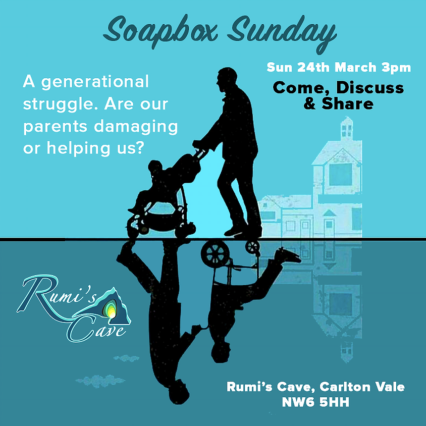 Soapbox Sunday: A generational struggle, are our parents damaging or strengthening us?