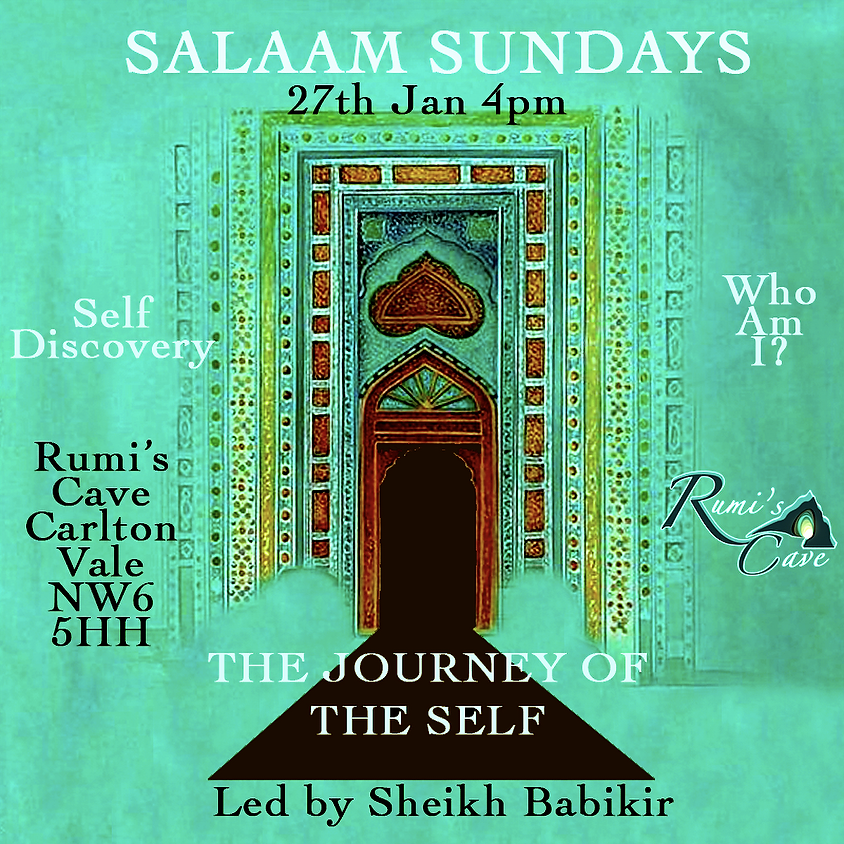 Salaams Sunday, The Journey Of The Self