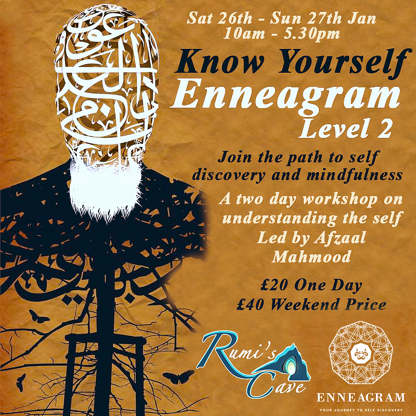 Enneagram: Know yourself, Level 2