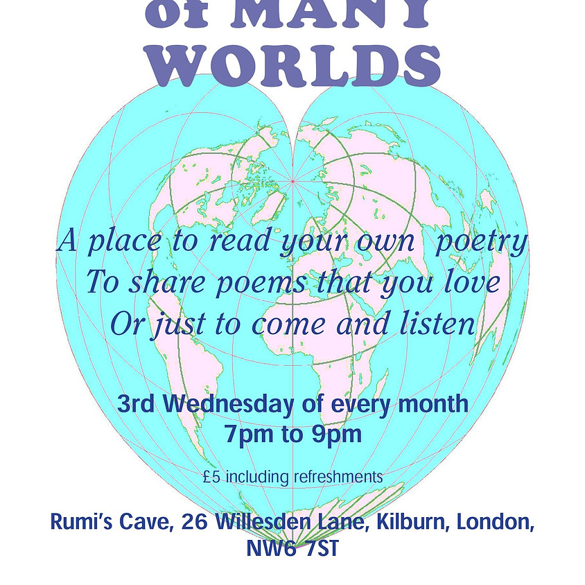 Poetry Of Many Worlds