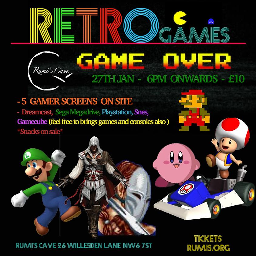 Retro Games Night