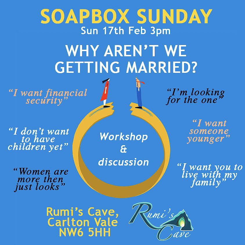 Soapbox Sunday: Why aren't we getting married?