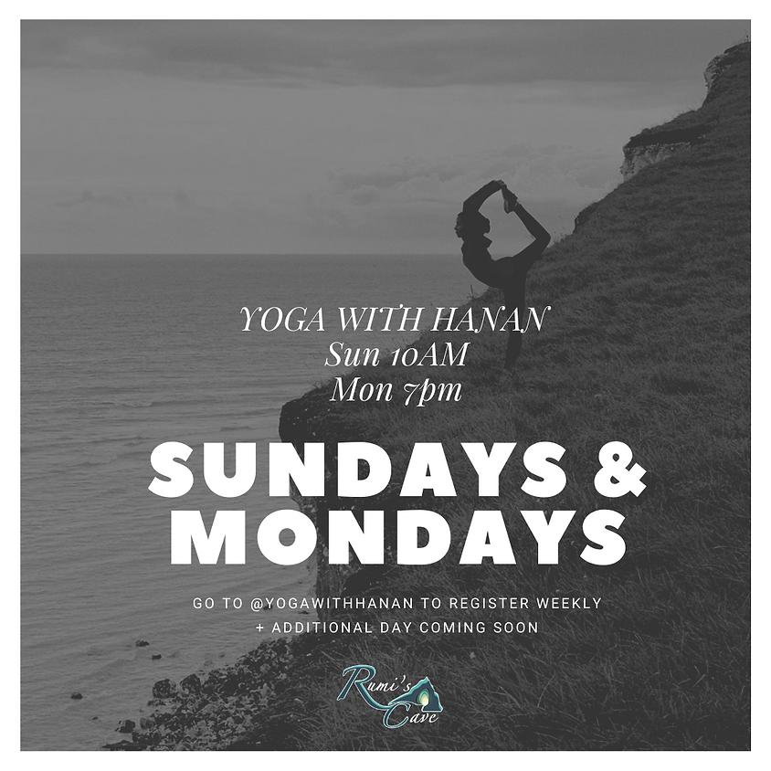 Yoga Hatha / Vinyasa at the Cave