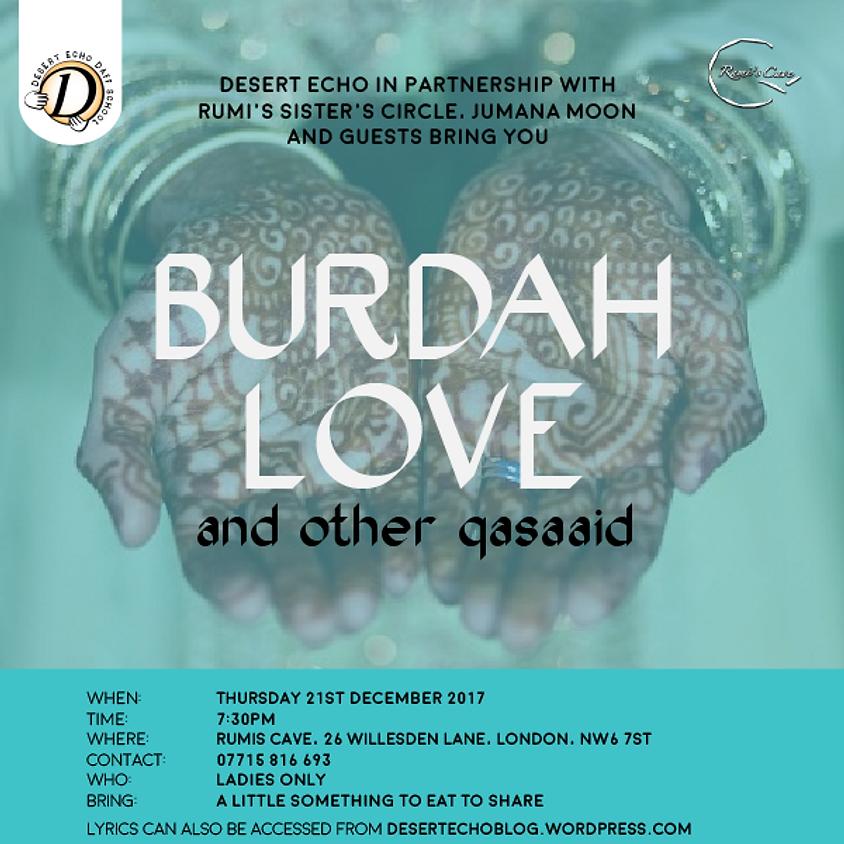Burdah Love (Poem of the mantle)