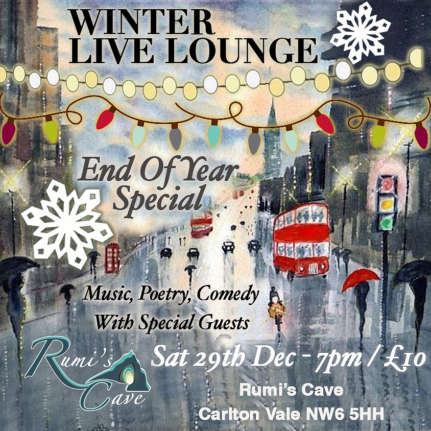End Of Year Winter Live Lounge