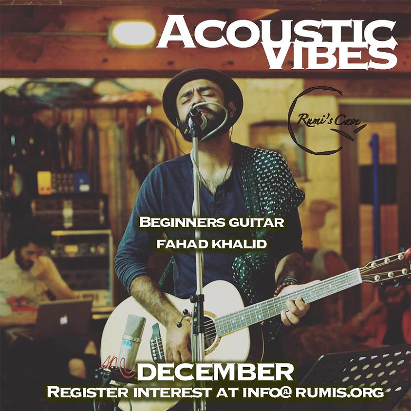 Acoustic Vibes- Beginners Guitar
