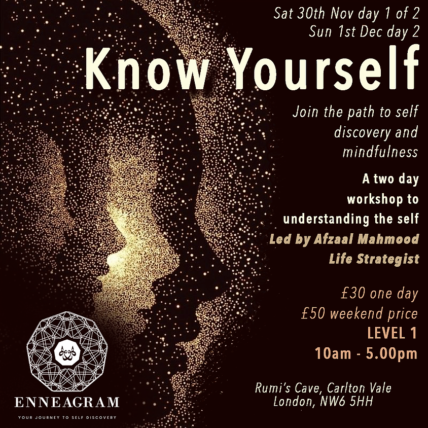 Enneagram Know Yourself Level 1