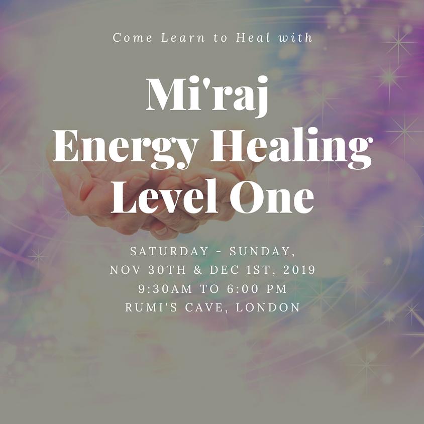 Miraj Energy Healing Level One
