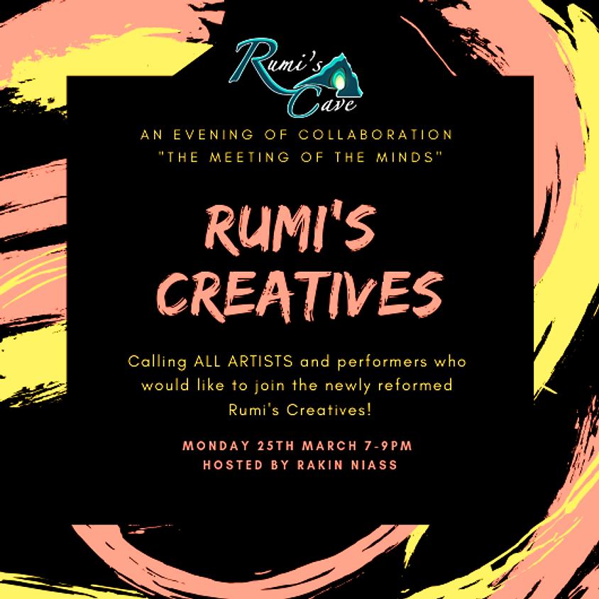 Rumi's Creatives