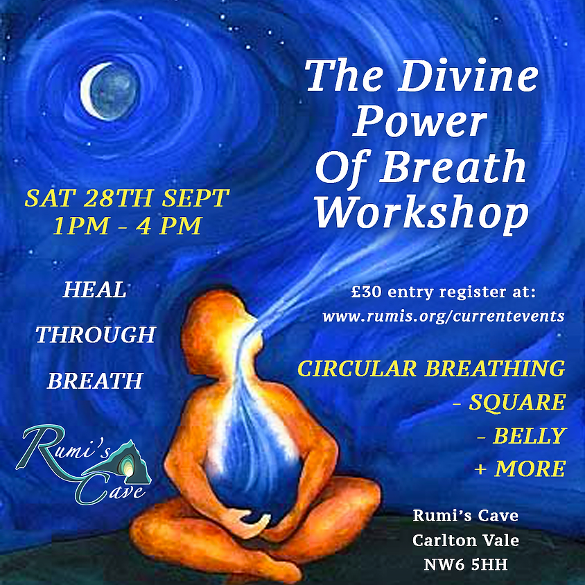The Divine Power Of Breath