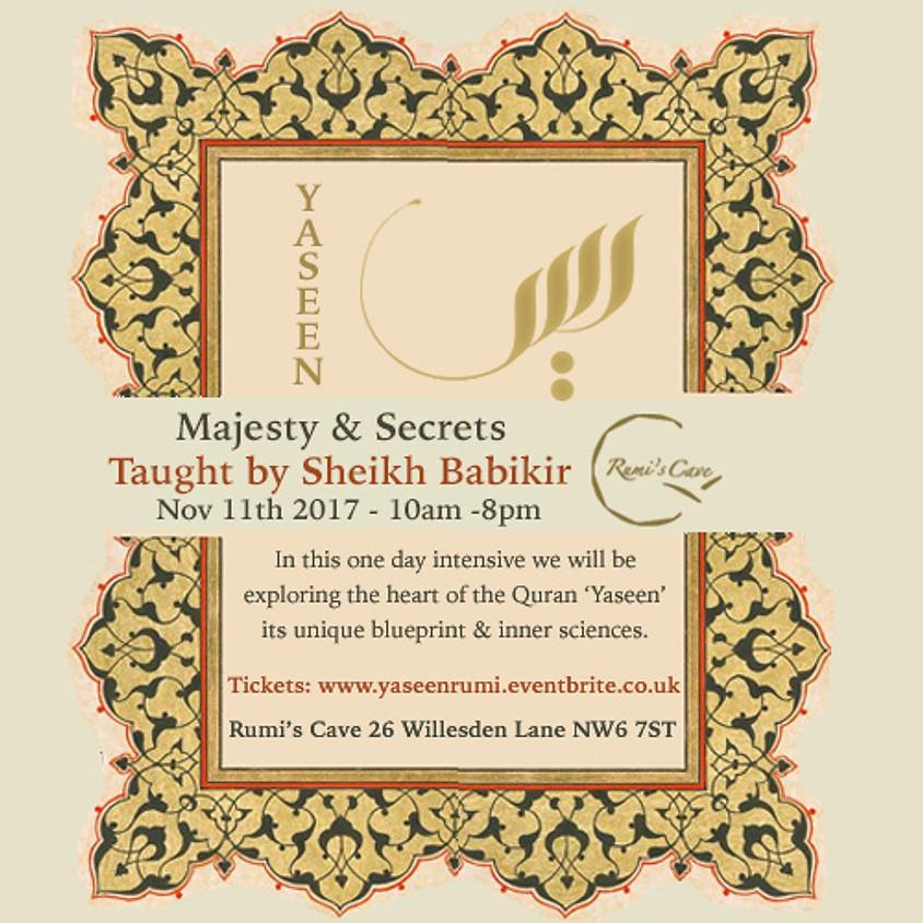 Surah Yaseen, majesty and secrets