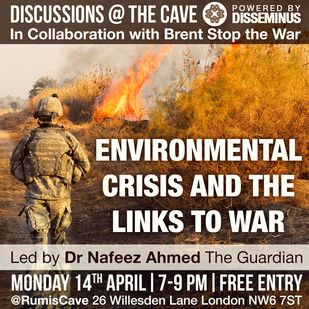 ENVIRONMENTAL CRISIS & THE LINKS TO WAR