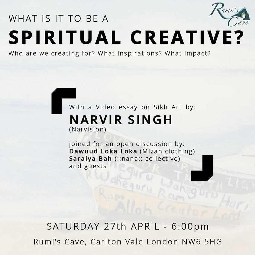 What is it to be a SPIRITUAL CREATIVE?
