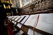 Church Song Sheets