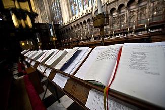 Kirchenliedblätter