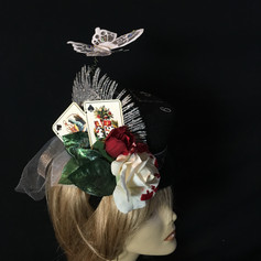 Costume - Mad Hatter Headdress